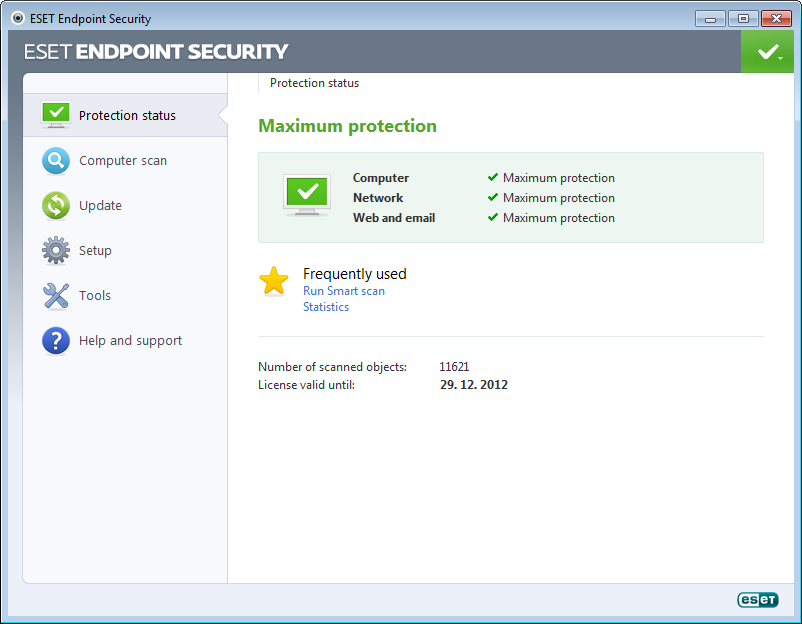 ESET Nod32 Business Edition antivirus pour professionnels